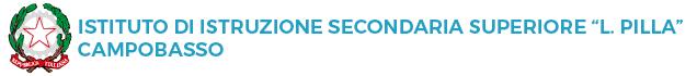 Istituto di Istruzione Secondaria Superiore L. Pilla – Campobasso Logo